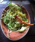 Mexican Sugar - Shredded Brussel Sprout Slaw