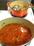 Cacciucco Base - Tomatoes and Stock