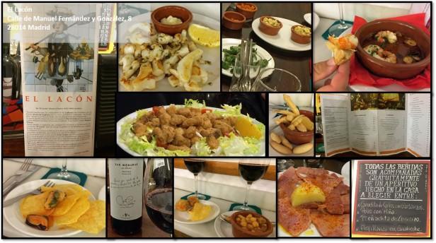 OMGs DFW Food - Madrid - El Lacon