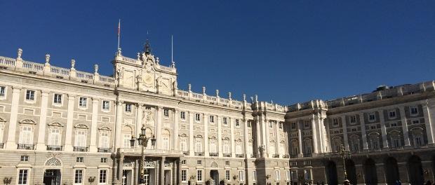 OMGs DFW Food - Madrid - Royal Palace
