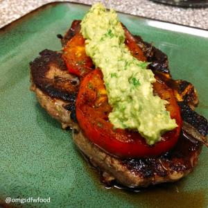 OMGs DFW Food - Fajita Style Ribeye Steak