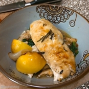 OMGs DFW Food - Roast Chicken 3