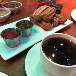 OMGs DFW Food - Beto and Son - Churros